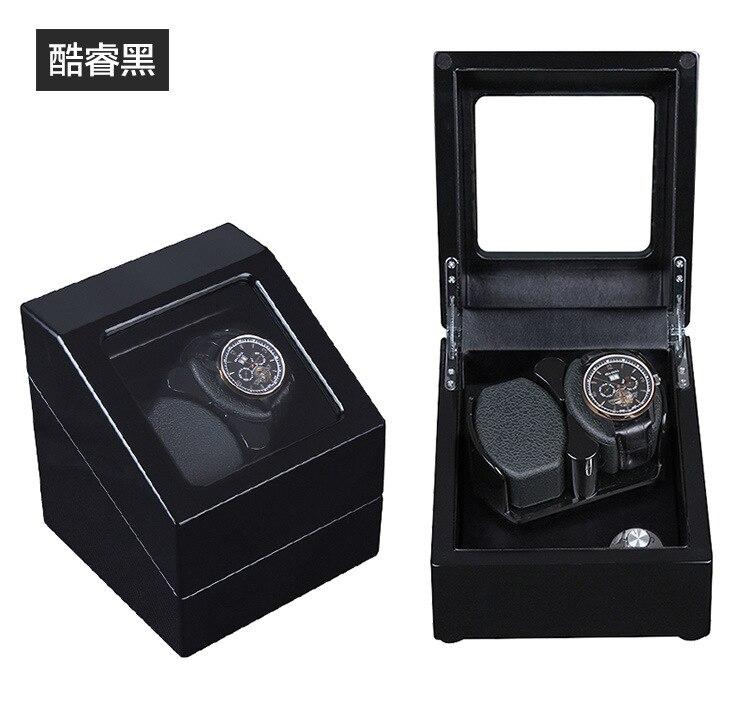 Luxury Wristwatch Box Display Jewelry Watch Mechanical Watches Automatic Rotation Chain Erection Motor Motorized Shaker Relogi