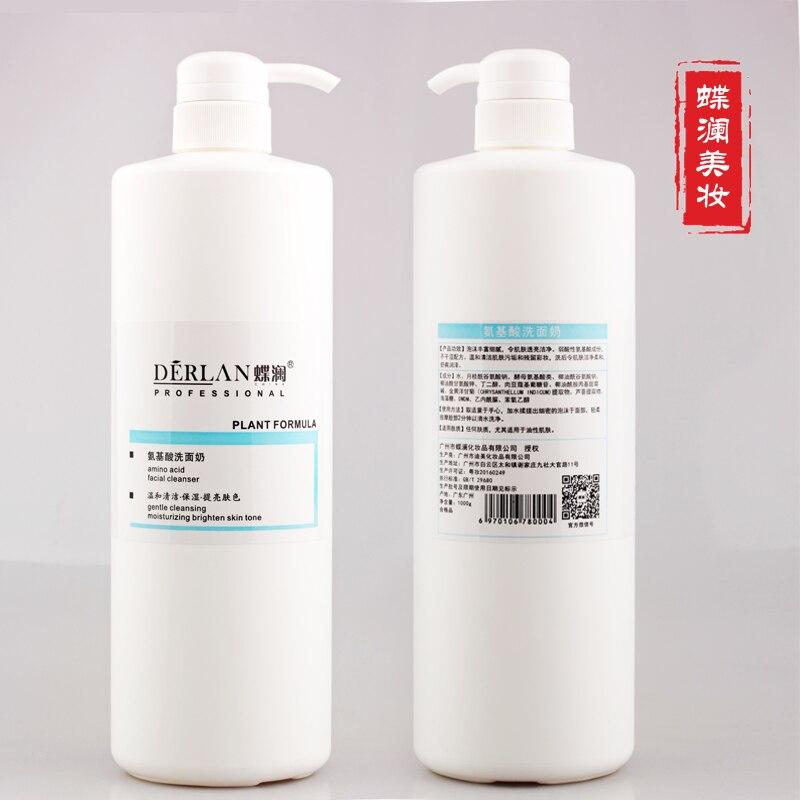 Amino acid cleansing milk foam cleanser 1000ml цена