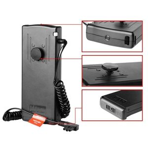Image 4 - Внешний аккумулятор Godox для вспышки Speedlite для CANON Nikon YONGNUO GODOX YN568EX II 600EX RT TT685 TT600 SB800 SB900