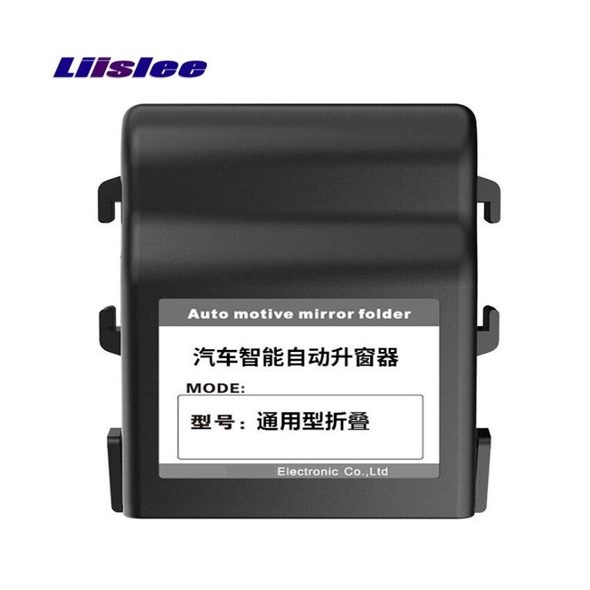 Liislee pour Venucia T90 rétroviseur repliable automatique dispositif de réaménagement pour rétroviseur miroir suiveur automatique