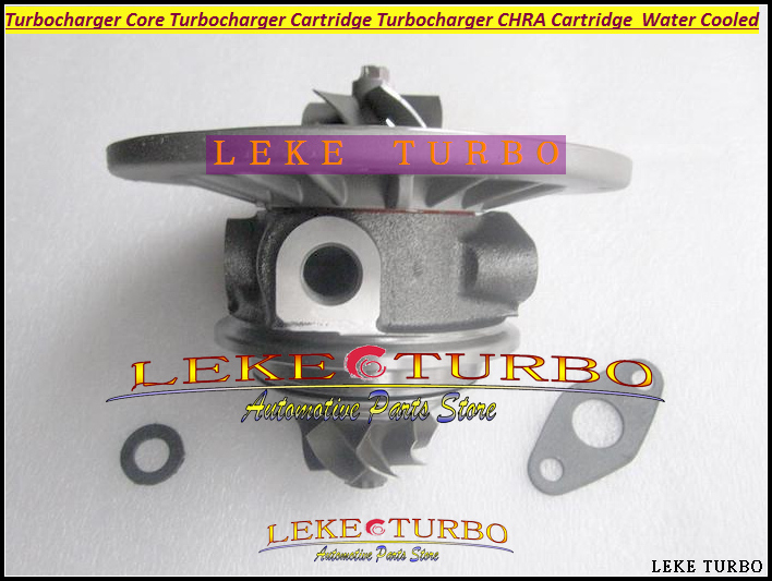 Turbo Cartouche CHRA Noyau RHF4H VN4 14411-MB40C 14411 MB40C 14411MB40C Pour NISSAN CabStar 2006-11 Navara D22 YD25DDTI DCI 2.5L - 4