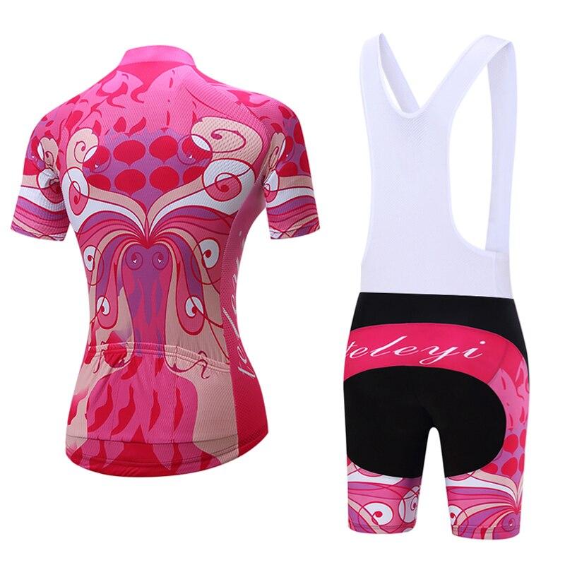 Cycling Sets Just Women Cycling Jersey Ropa Ciclismo Bike Short Sleeve Shirt Bib Shorts Set Bicycle Girls Sportswear Clothing Suit Online Shop