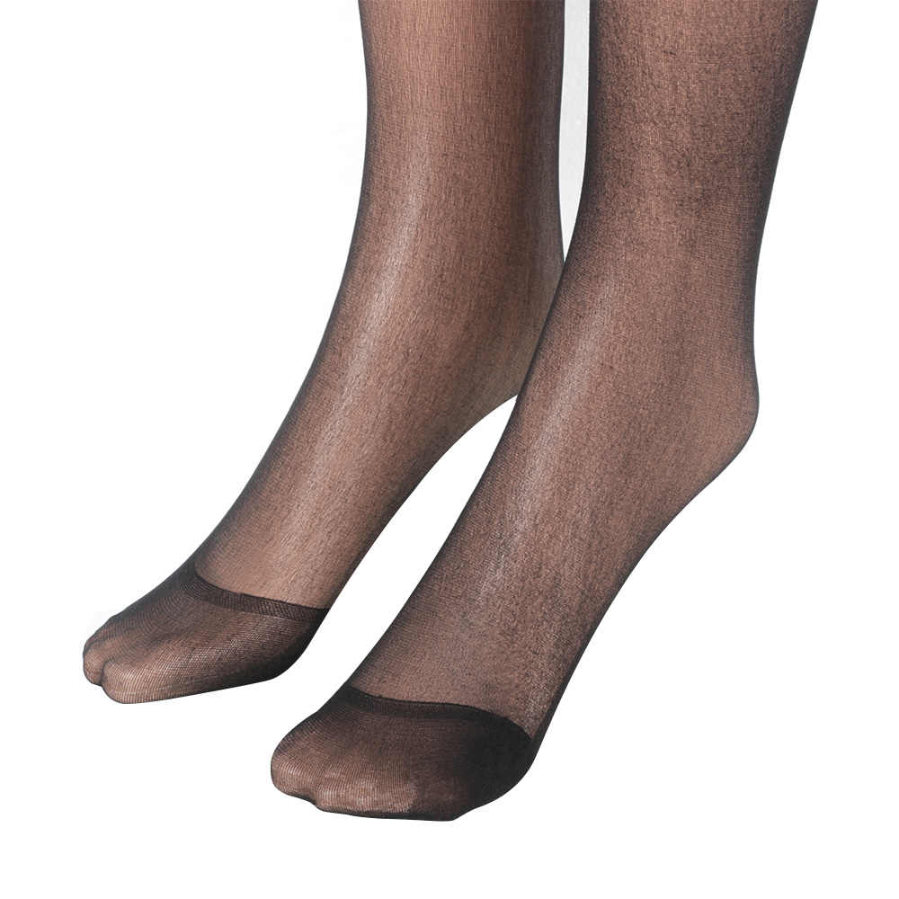 เซ็กซี่เต็มรูปแบบเท้า Pantyhose ผู้หญิงฤดูหนาวไนลอน Tights บาง Sheer Tights ยาวถุงน่องกางเกง Pantyhose