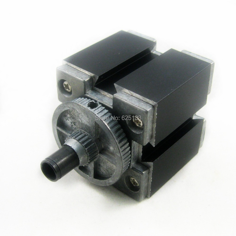 Metal Wheel Gear Box Spindle Box Z004M Dedicated Zhouyu The First Tool Metal Mini Multipurpose Machine Accessory switching adaptor power supply with power line z020t dedicated zhouyu the first tool 60w big power motor