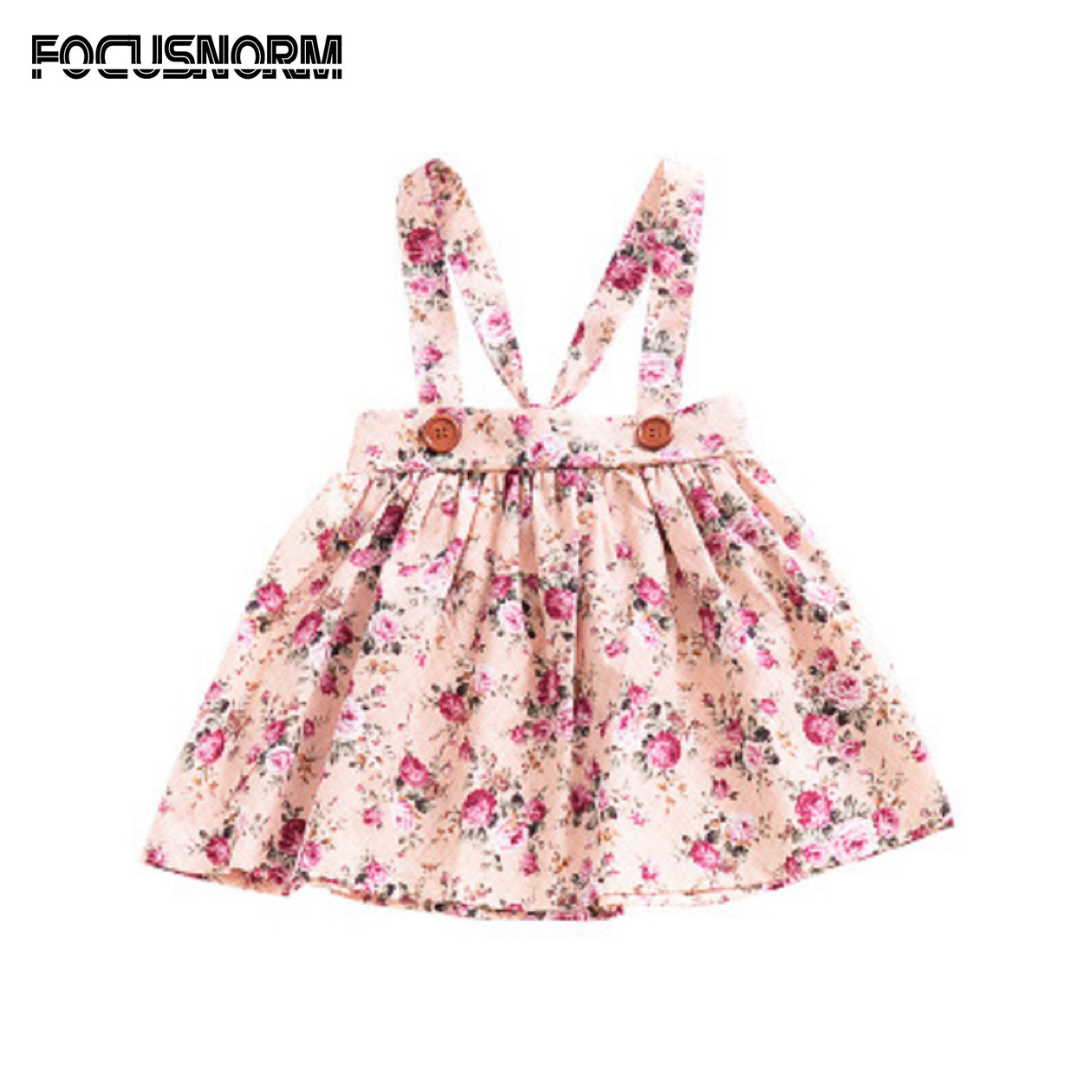 d8e05388c Clothing, Shoes & Accessories Infant Toddler Kids Baby Girl Summer Braces  Strap Skirt Dress Playsuit Clothes