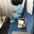 Монстры Университет Салливан пижамы детские ползунки дети аниме Косплей Детская одежда Спортивный Костюм Кусок
