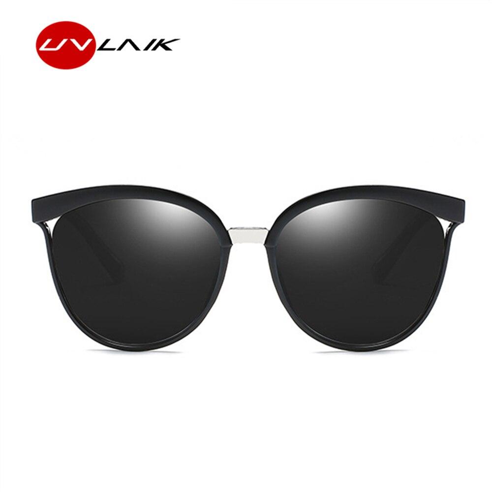 UVLAIK Vintage Occhio di Gatto Occhiali Da Sole Delle Donne di Alta Qualità Del Progettista di Marca occhiali Da Sole di Modo per Gli Uomini Retro Specchio Occhiali UV400