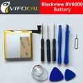 Blackview bv6000 substituição da bateria 4200 mah 100% original de alta qualidade bateria de backup para o blackview bv6000s telefone móvel