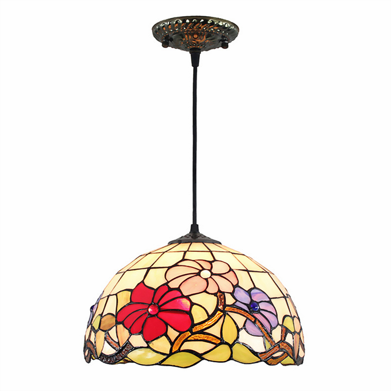 led pendant lights for Dining room hallway bedroom balcony porch ceiling lamp stained glass pendant lamp basketball football pendant light for creative children bedroom lights led lamp drop light bedroom lampshade balcony led lamp
