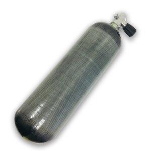 Image 5 - AC16851 6.8L hpa جهاز تنفس للغوص الألوان خزان تحت الماء الصيد معدات أيرغون pcp بندقية ضغط كوندور scba