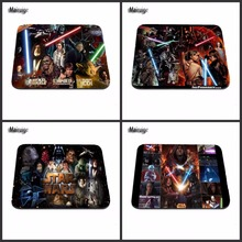 New Arrivals Wallpapers Star Wars Pc Mouse Pad Mousepads Adorn Your Desk Non-Skid Rubber Pad No Overlock Edge