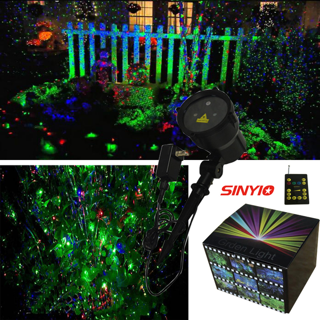 night star holiday projector with stake rf remote festival lighting. Black Bedroom Furniture Sets. Home Design Ideas