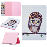 For IPad Pro 9 7 Cover Case Smart Wallet Silicone Stand Case Girl Kids Cover Screen