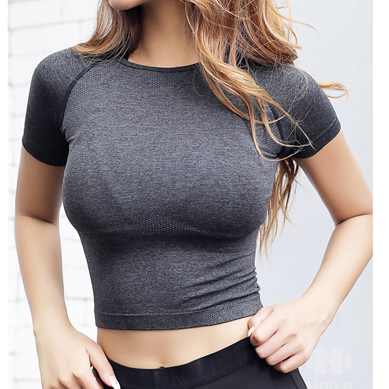 gym shirt women