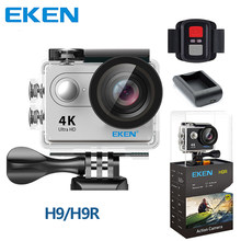 Origiinal EKEN H9 H9R Ultra FHD 4K 25FPS Wifi Action Camera waterproof 1080p 60fps underwater go Remote extreme pro sport cam(China)
