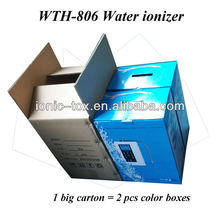 2013 hot Selling kangen water machine let water to be healthy water OH-806-3H(with 3plates)