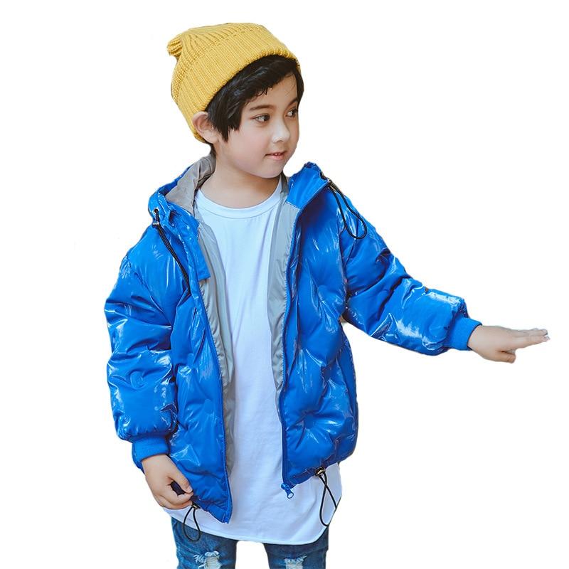 0eab8e661 aliexpress.com - Winter Boys Jackets For Girl Outerwear Long Sleeve ...