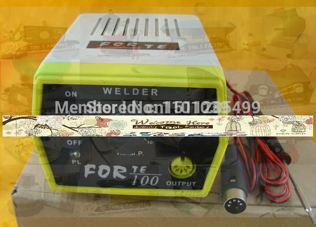 Deluxe wax welder for jewelry,Jewelry Welding & Making Machine,Can be converted in two voltage 110V and 220V,Goldsmith Tool