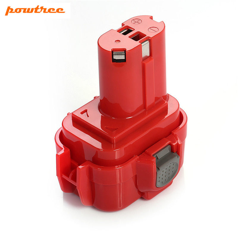 1X 2500mAh 9.6V Ni-MH FOR MAKITA 9120 Rechargeable Battery: 9120 9122 9133 9134 9135 9135A 6222D 6260DPA09 6207D L101X 2500mAh 9.6V Ni-MH FOR MAKITA 9120 Rechargeable Battery: 9120 9122 9133 9134 9135 9135A 6222D 6260DPA09 6207D L10