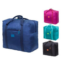 Laamei WaterProof Travel Bag For Suit Oxford Large Capacity Women Bag Folding Travel Duffle Handbags Luggage Packing Cubes Bag(China)