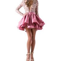 Hot Roze Satijn Rok Maatwerk Rits Taille Korte Party Rokken Puffy Mode Volwassen Verjaardag Prinses Mini Rok Saias