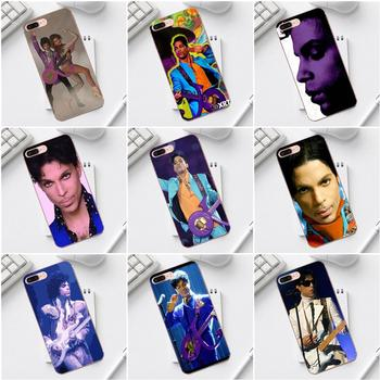 Qdowpz Prince Rogers Nelson 7 For Galaxy Alpha Core Prime Note 4 5 8 S3 S4 S5 S6 S7 S8 S9 mini edge Plus Soft TPU Print Phone image
