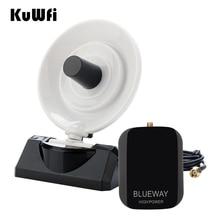 150 Mbps USB WIFI Adaptateur Décodeur Augmenter Ordinateur Signal 3070L Blueway N9800 Beini Internet Longue Portée 12dBi Antenne