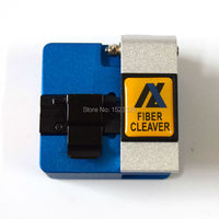 ALK66B High Precision Optical Fiber Cleaver Fiber Cleave For Single Bare Fiber Diameter Quartz Fiber