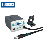 Original Quick 861DW Hot Air Soldering Rework station Lead free Soldering Machine For Phone Chips Computer Motherboard Repair