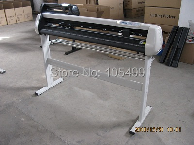 Low Cost Vinyl Cutter Plotter / Usb Plotter Cutting 720mm Derek Graphtec Plotter  Cutting Plotter With China Factory Price+CE