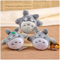 Kawaii Totoro Plush Pendant for Bag/Phone Decoration Soft Peluche Anime Toy Doll 9cm Height My Neighbor Totoro Stuffed Dolls