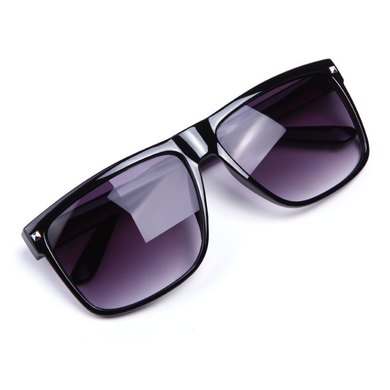 sunglasses for women 2015  Aliexpress.com : Buy Large Square Rivet Sunglasses Men Women 2015 ...