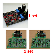 QUEENWAY HIFI AUDIO SC-7S2   Amplifier board * 2set + MBL 6010D amplifier board * 1set