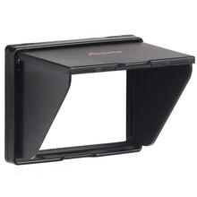 ЖК-дисплей Экран протектор всплывающее солнце Тенты ЖК-дисплей капюшон Щит чехол Для беззеркальных цифровая камера для Canon EOS 700D поцелуй x7i Rebel T5i
