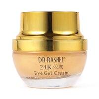 24K Gold Collagen Eye Cream Tight Anti Wrinkle Essence Fine Lines Lift Remove Dark Circle Anti