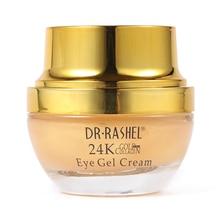 24K Gold Collagen Eye Cream Tight Anti-wrinkle Essence Fine Lines Lift Remove Dark Circle Anti-Puffiness Anti-Aging ageless