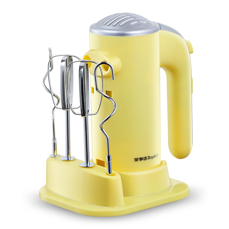200w Handle Powerful Cake Baking Blender Tool Electric Egg Beater Automatic Milk Stirrer Food Mixer Machine Egg Whisk Equipment