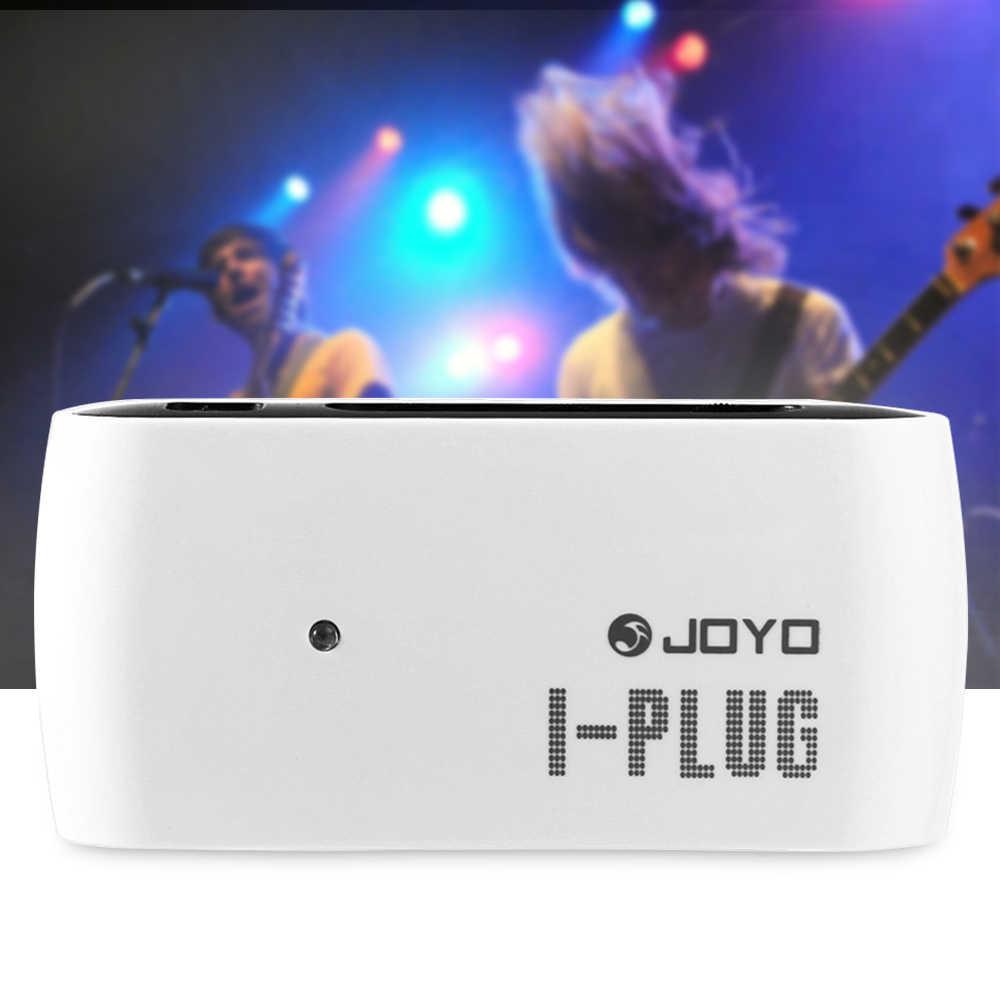 JOYO I plug Portable Electric Guitar Mini Headphone Amp Amplifier