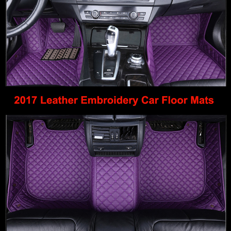 Full-surrounded car floor mat custom-made for Ford Focus Edge Explorer Kuga Ecosport Fiesta S-MAX Grandis car styling carpet & Car Mats Ford Focus Promotion-Shop for Promotional Car Mats Ford ... markmcfarlin.com