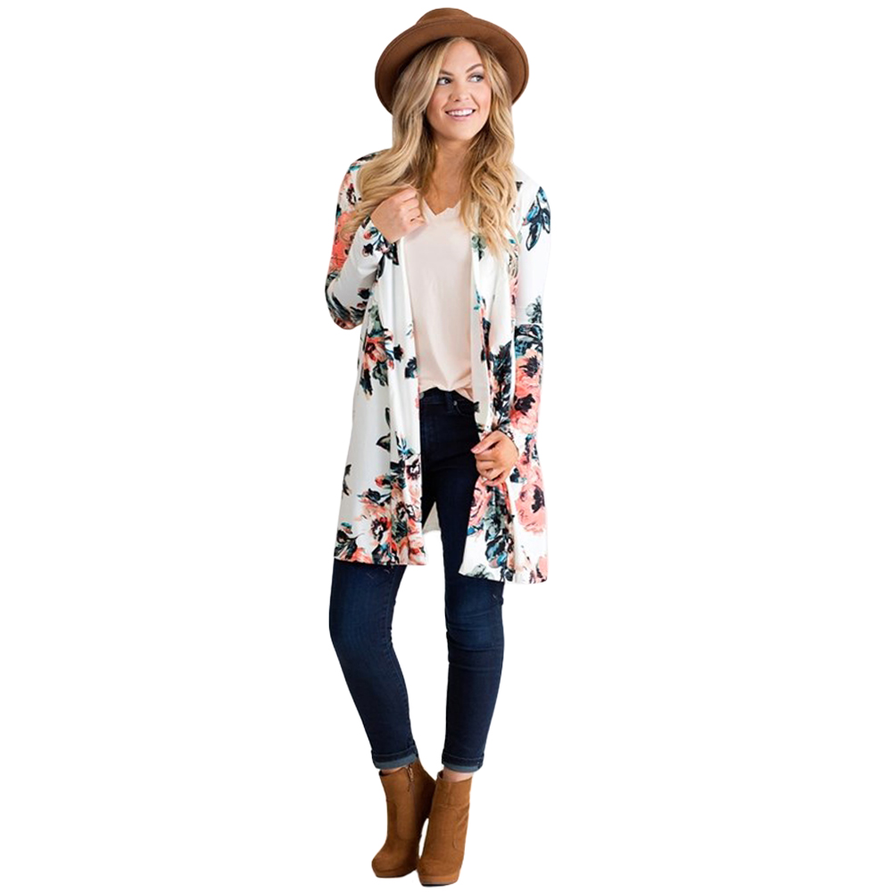 Aliexpress.com : Buy 3XL Plus Size Kimono Women Blouses Cardigan ...