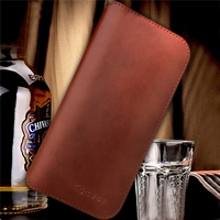 Genuine Leather Case For Coque Samsung Galaxy Alpha G850 Case Wallet Flip Cover For Samsung G850