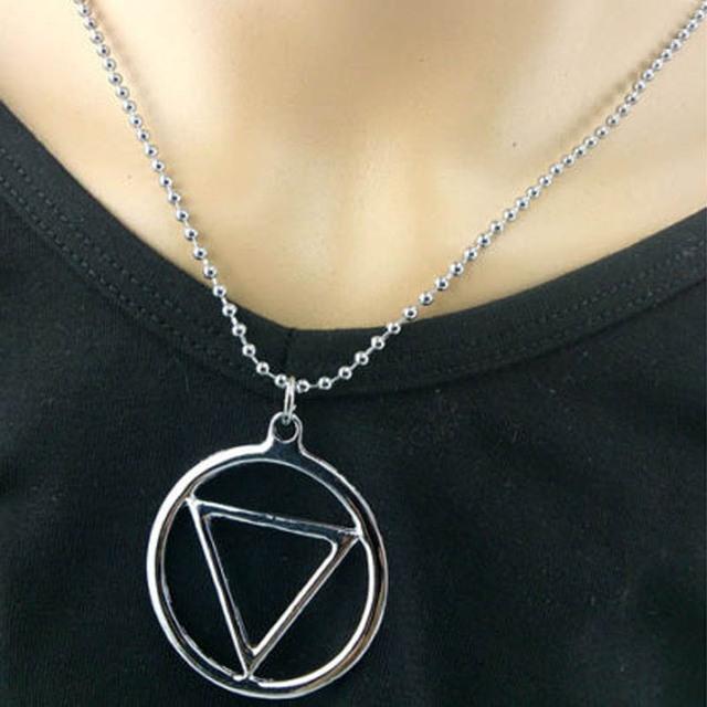 Anime Naruto Themed Pendant Necklace