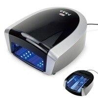 UVLED Ногтей Сушилки 66 Вт Профессиональный UV LED Лампы для Ногтей Сушилка Для Ногтей Машина для Лечения Ногтей Гелем Искусство Инструменты