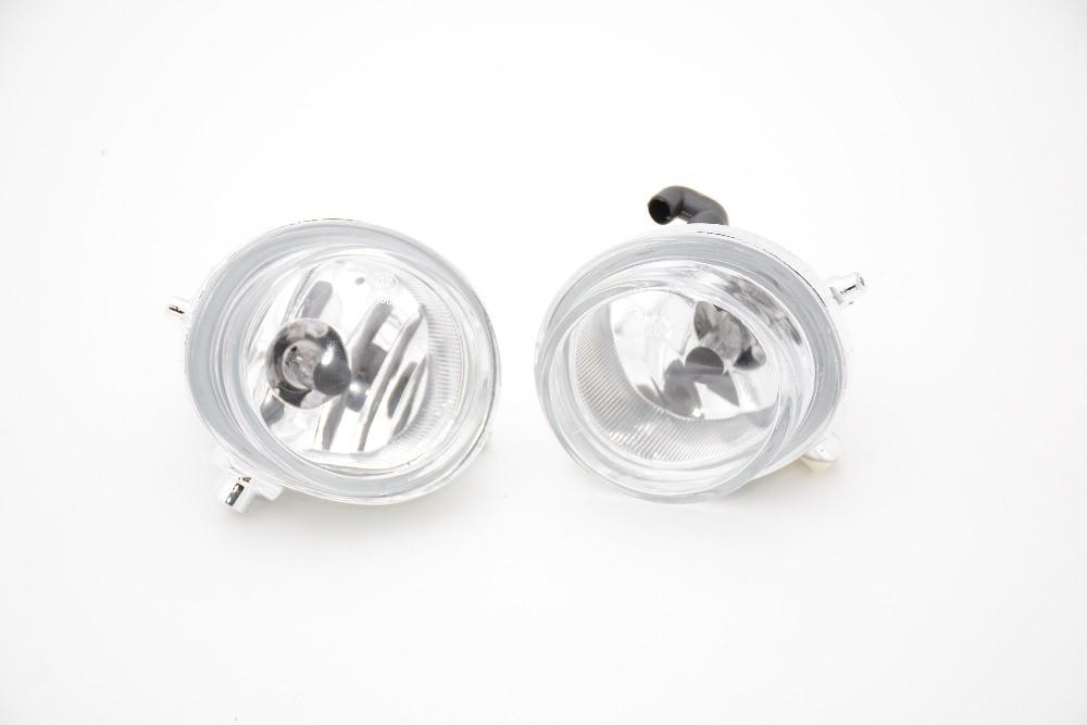 Zamjena svjetiljke za svjetlo za maglu 1Pair Clear L + R Prednja - Svjetla automobila - Foto 1