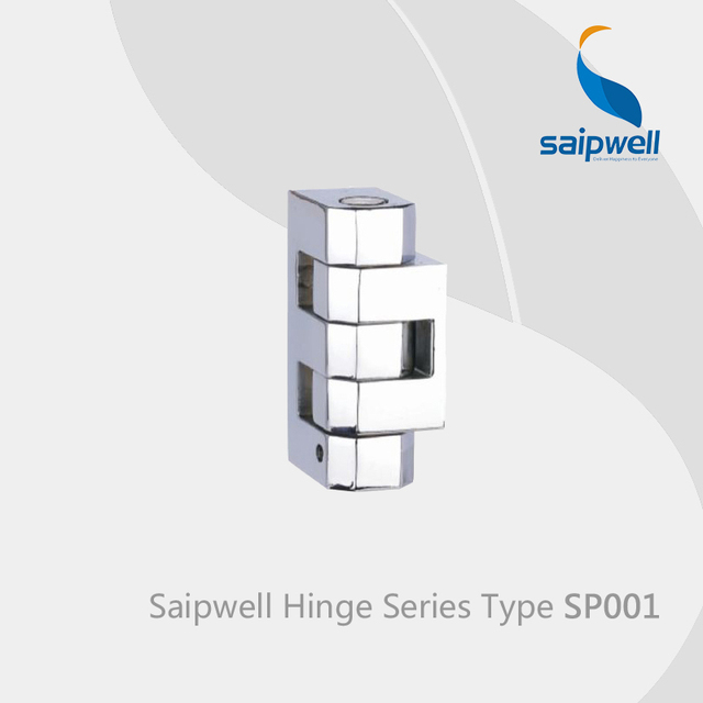 Saipwell Frameless Glass Cabinet Door Hinge Cerohs Sp001 In 8 Pcs