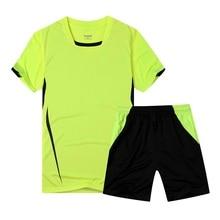 Nuevos hombres Fútbol entrenamiento Jerséis Fútbol kits uniformes fútbol  Camisetas Fútbol blanco Jerséis camisa Futebol 2017 082f942f710d6