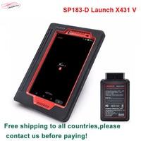 2018 100% Originele Launch X431 Diagnostic Scanner Met Bluetooth/Wifi Launch X-431 PRO3 launch x431 Pro3 Global Versie DHL gratis