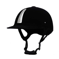 Horse Riding Safety Helmet Men Women Breathable Durable Unisex Professional Quality Equestrian Half Cover Outdoor Horse Racing