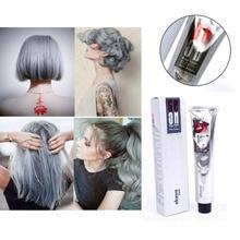 Hot Sale 100ml Fashion Light Gray Dye Hair