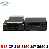 Newest Kaby Lake R 8th Gen Mini PC Win 10 Intel Core I5 8250U I7 8550U